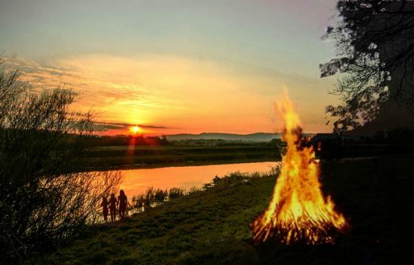 Купальский конкурс ритуалов - Тридевятое Царство