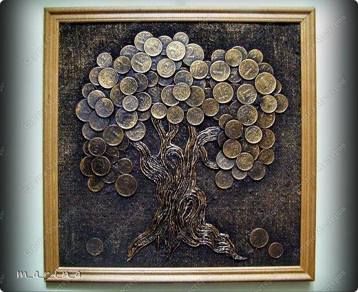 Денежное дерево ( Талисман на благополучие на год) - Тридевятое Царство