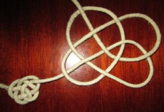 Виды узлов. Техническая сторона плетения наузов. - Тридевятое Царство