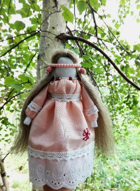 Ритуал для сексуальной привлекательности и очарования с куклой Любавой. - Тридевятое Царство