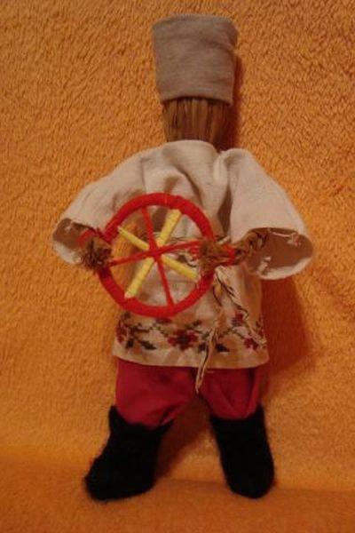 Кукла Солнцеворот - Тридевятое Царство