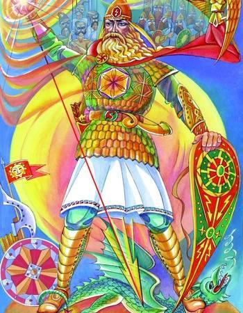 20 июля -  Перунов день - Тридевятое Царство