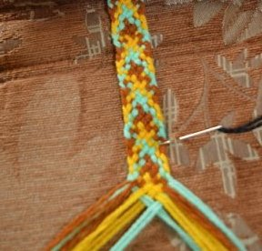 Технология плетения русских поясов - Тридевятое Царство