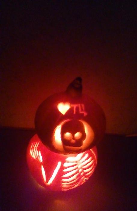 Конкурс Хеллоуинских Тыкв