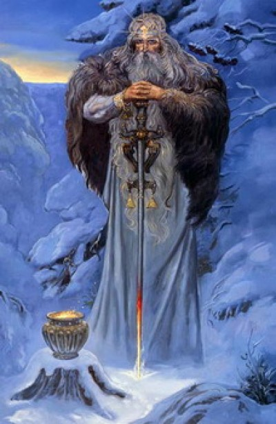 21 сентября - праздник Сварога - Тридевятое Царство