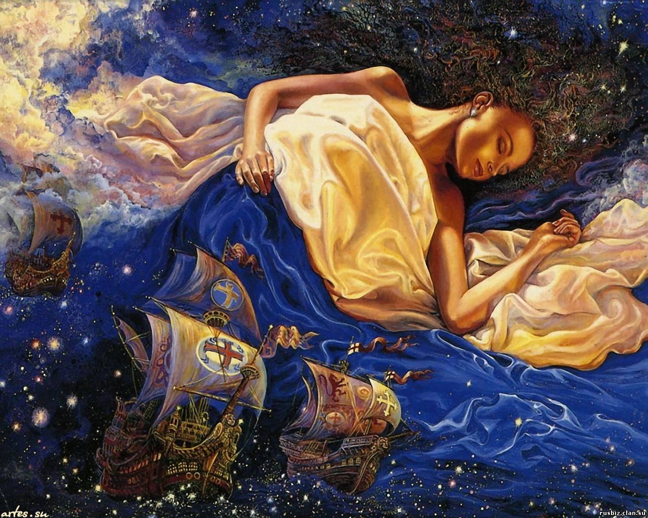 Сновидения- трактовка - Тридевятое Царство