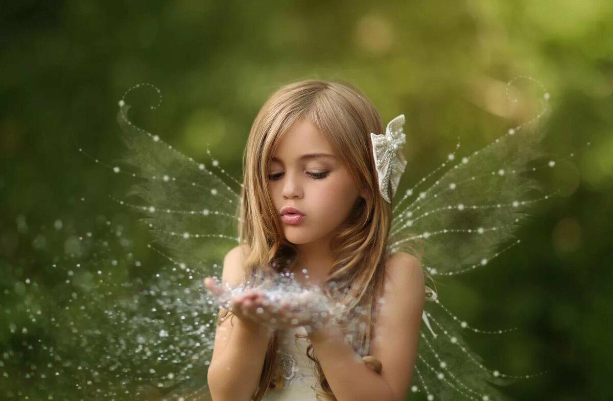 Фея-крестная и пожелания детям - Тридевятое Царство