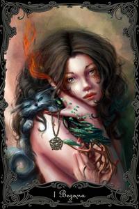 Таро Ведающей - Ведьма